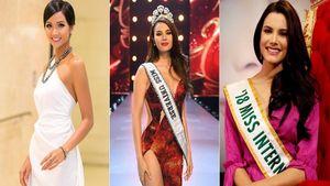 H'Hen Niê và dàn mỹ nhân 'sắc nước hương trời' trong top 10 Miss Grand Slam