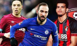 Tổng hợp danh sách chuyển nhượng mùa đông Premier League 2018-2019