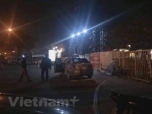 Bắt nghi phạm giết hại lái xe taxi ở Mỹ Đình