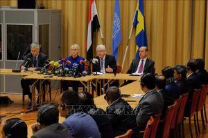 Chính phủ Yemen và lực lượng Houthi đàm phán ngừng bắn