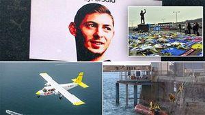 Đã tìm thấy máy bay chở ngôi sao bóng đá Emiliano Sala