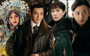 Phim đam mỹ cải biên 'Bên tóc mai không phải đường hồng' của Vu Chính tung loạt ảnh với Huỳnh Hiểu Minh, Xa Thi Mạn