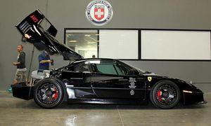 Đấu giá siêu xe Ferrari F40 nổi tiếng nhất thế giới