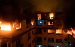 Số người thương vong trong vụ hỏa hoạn ở Paris tiếp tục tăng