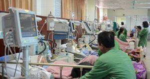 Xuân ấm áp cho các bệnh nhân phải ở lại bệnh viện 'ăn Tết'