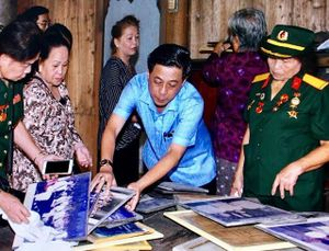 Xúc động ngày giỗ các chiến sỹ Biệt động Sài Gòn