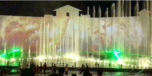 KDL Hồ Mây chính thức khai trương 'Hồ Mây Grand Show'