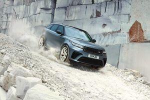 Range Rover Velar SVAutobiography ra mắt, mạnh ngang siêu xe