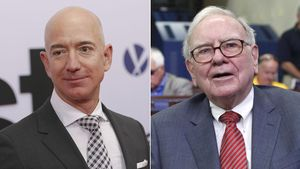 Warren Buffett, Jeff Bezos theo đuổi lối sống 'khắc kỷ'?
