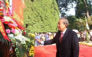 Bình Định: Kỷ niệm 230 năm chiến thắng Ngọc Hồi-Đống Đa