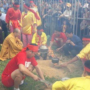 Khai hội Xuân chùa Keo - di sản văn hóa phi vật thể Quốc gia