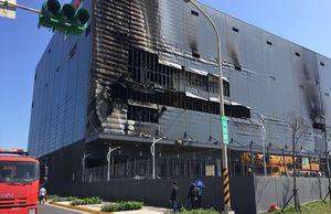 Đài Loan: Cháy lớn tại nhà kho, ba người Việt tử vong