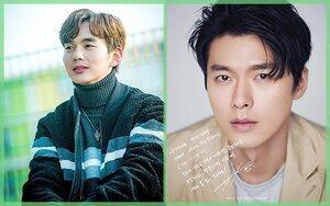 Gương mặt 'trẻ mãi không già' sau 15 năm của Hyun Bin gây sốt - Yoo Seung Ho kí hợp đồng với công ty mới