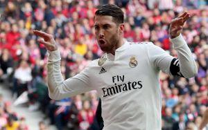 Thắng thuyết phục Atletico, Real Madrid trở lại ngôi nhì bảng La Liga