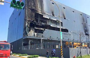 Xác nhận 3 người Việt tử vong trong vụ cháy nhà kho tại Đài Loan