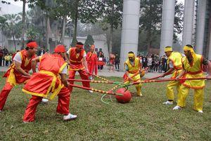 Nhiều nét văn hóa truyền thống Bắc Giang được giới thiệu với du khách