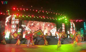 Đặc sắc Chương trình sân khấu hóa kỷ niệm 230 năm chiến thắng Đống Đa