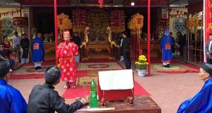 Đặc sắc Lễ Chạp tổ và Ra Cỗ họ trên vùng đất bên sông Bạch Đằng Quảng Ninh