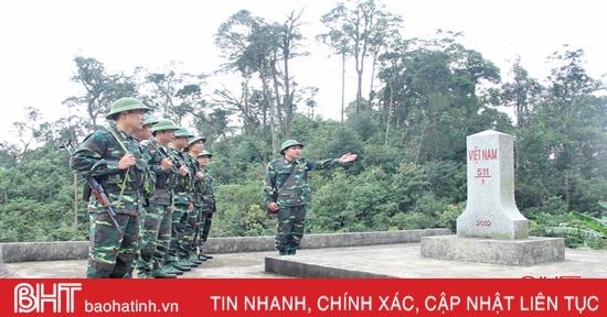 Hai tuyến biên phòng Hà Tĩnh ổn định, bình yên trong những ngày tết