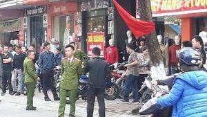 Thái Bình: Nam thanh niên bị chém gục trong ngày Tết