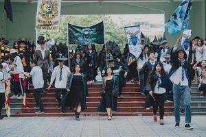 Hội trại Xuân theo phong cách trường Hogwarts: Học sinh 'cải trang' làm phù thủy