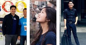 Ba gương mặt giáo dục 'tuổi Hợi' người Việt nổi bật ở nước ngoài