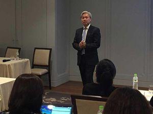CEO VinaCapital: 'Rất hứng thú đầu tư mạo hiểm'