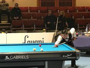 Billiards khai cuộc đầu Xuân