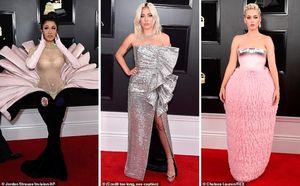 Ngắm dàn sao xúng xính trên thảm đỏ Grammy lần thứ 61