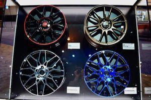 Những bộ la-zăng nổi bật nhất tại Triển lãm xe hơi nước Mỹ