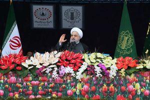 Toàn cảnh lễ kỷ niệm 40 năm ngày Cách mạng Hồi giáo Iran