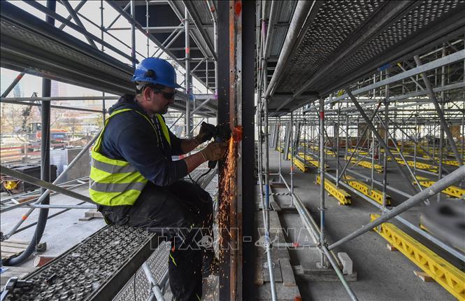 Thiếu hụt lao động, Đức cần ít nhất 260.000 người nhập cư mới mỗi năm