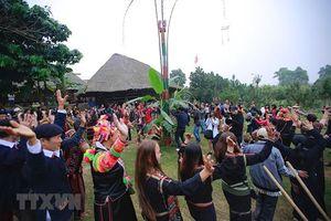 Tưng bừng sắc màu lễ hội Xuân Kỷ Hợi 2019