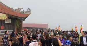 Quảng Ninh: Tưng bừng khai hội xuân Ngọa Vân 2019