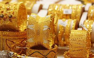 Giá vàng ngày Thần tài - Vàng SJC vượt ngưỡng 37,5 triệu đồng/lượng