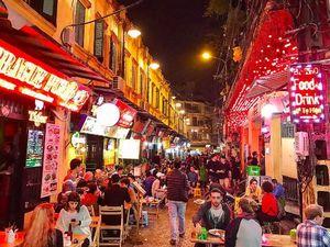 Các địa điểm hẹn hò lý tưởng tại Hà Nội cho ngày Lễ tình nhân