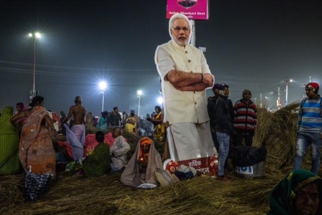 Ấn Độ: Lễ hội Kumbh Mela gây nhiều tranh cãi
