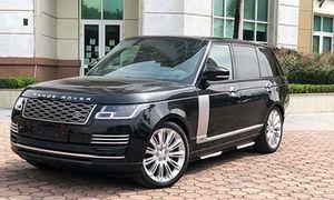 Range Rover Autobiography LWB 'xách tay' giá 13 tỷ tại VN