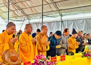 Ngọa Vân khai mở lễ hội xuân đón Vesak 2019