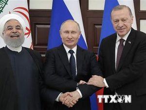 Nga muốn cùng Thổ Nhĩ Kỳ và Iran xây dựng kế hoạch chung ở Syria