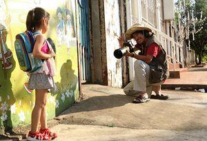 Nghệ sĩ nhiếp ảnh Lò Văn Hợp và giải A nghệ thuật toàn quốc
