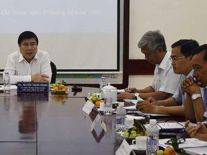TP.HCM kêu gọi đầu tư nhiều dự án