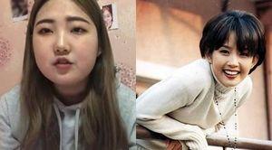 Con gái cố diễn viên Choi Jin Sil tăng 10 kg vì mắc bệnh khó chữa
