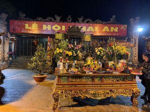 Lễ hội Đền Trần sẽ không còn cảnh hành khất như mọi năm