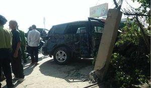 Bắt tạm giam tài xế xe khách tông xe biển xanh khiến 8 người thương vong ở Thanh Hóa