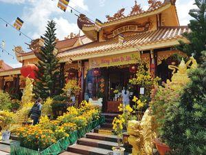 Thăm những ngôi chùa độc, lạ ở An Giang