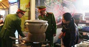 Kiểm tra công tác phòng cháy chữa cháy tại lễ hội Yên Tử