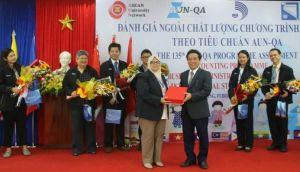 ĐH Kinh tế & ĐH Ngoại ngữ tổ chức đánh giá ngoài 3 chương trình đào tạo theo chuẩn Đông Nam Á