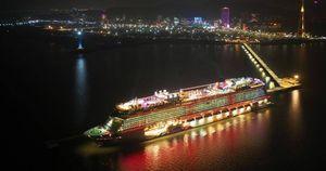 Cảng tàu khách quốc tế Hạ Long: Cú hích đưa du lịch tàu biển VN cất cánh