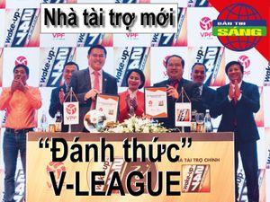 Wake-up 247 trở thành tên gọi V-League 2019